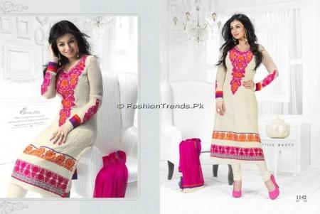 Aashri Creations Party Dresses 2013 (7)