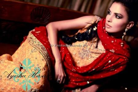 Ayesha Hasan Formal Wear Dresses 2013 (2)