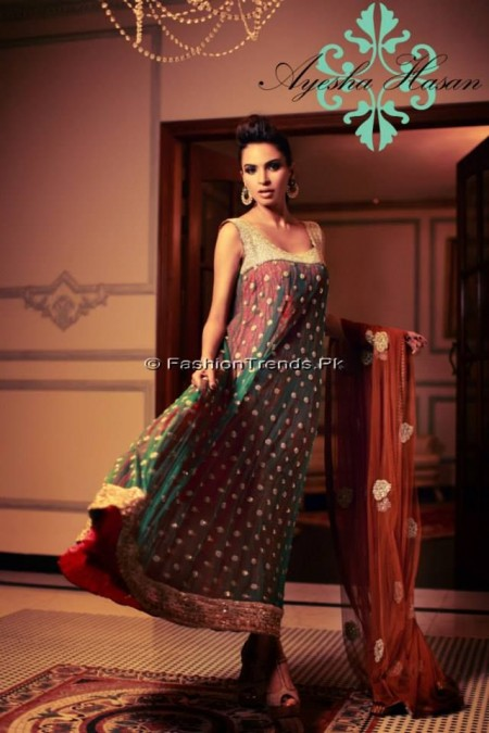Ayesha Hasan Formal Wear Dresses 2013 (5)