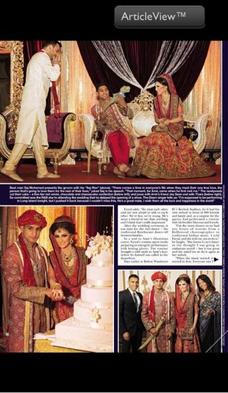 Boxer Amir Khan Wedding Pictures (3)