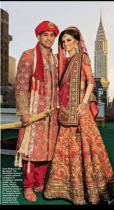 Boxer Amir Khan Wedding Pictures (5)