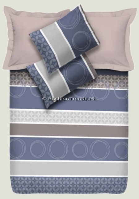 Dawood Collection Double Bed Sheet Set (1)