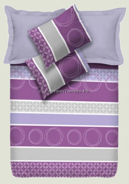 Dawood Collection Double Bed Sheet Set (2)