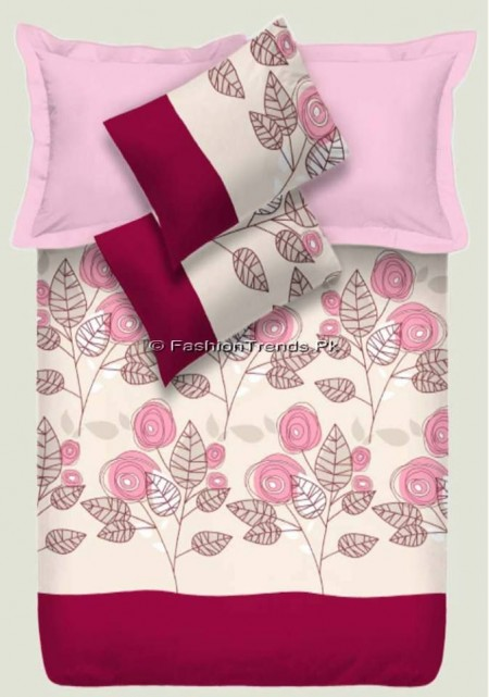 Dawood Collection Double Bed Sheet Set (6)