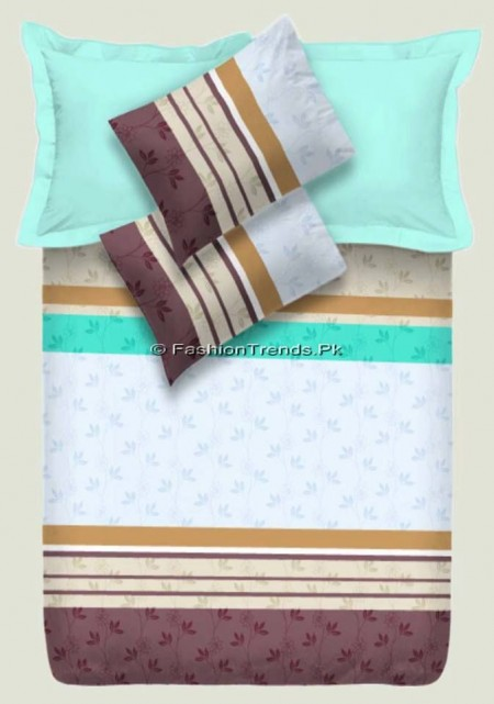 Dawood Collection Double Bed Sheet Set (8)