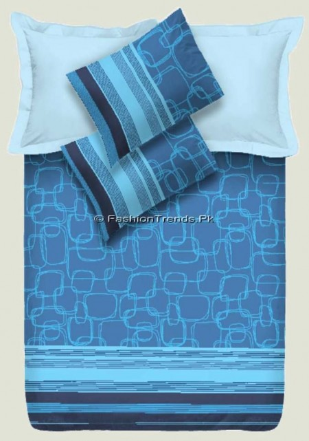 Dawood Collection Double Bed Sheet Set (9)