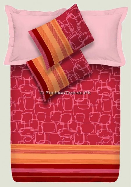 Dawood Collection Double Bed Sheet Set (10)