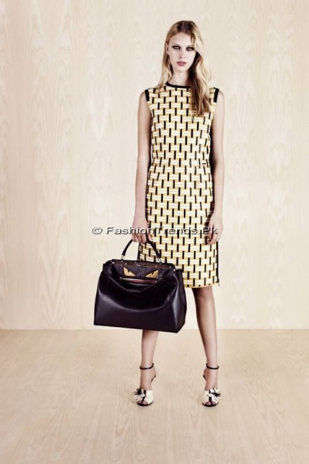 Fendi Resort 2014 Collection (2)