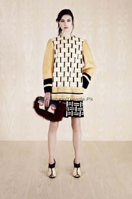 Fendi Resort 2014 Collection (5)