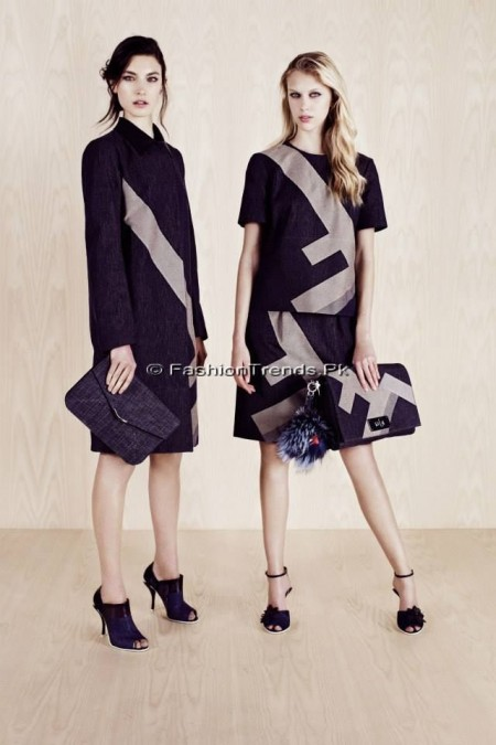 Fendi Resort 2014 Collection (17)