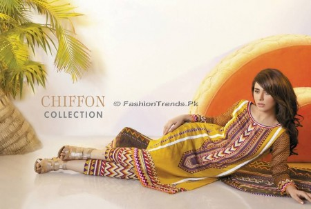 Firdous Chiffon Collection 2013 (2)