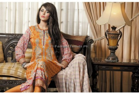 Firdous Chiffon Collection 2013 (3)