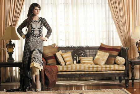Firdous Chiffon Collection 2013 (7)
