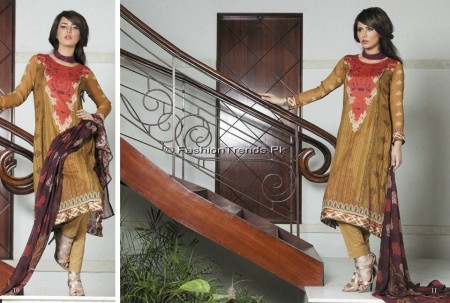 Firdous Chiffon Collection 2013 (8)
