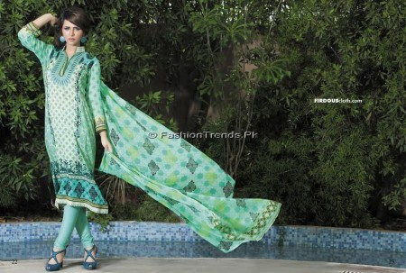 Firdous Chiffon Collection 2013 (11)