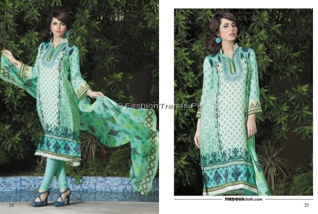 Firdous Chiffon Collection 2013 (12)