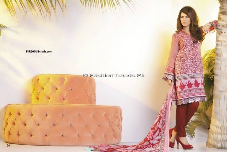 Firdous Chiffon Collection 2013 (13)