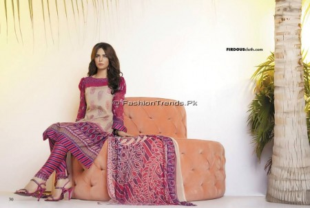 Firdous Chiffon Collection 2013 (15)