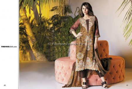 Firdous Chiffon Collection 2013 (20)