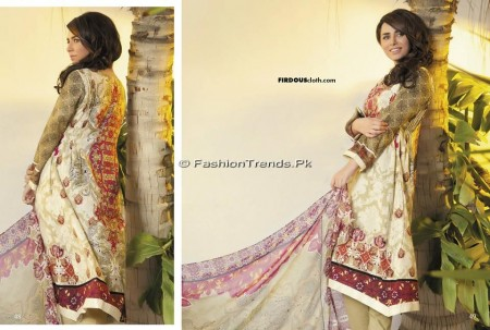 Firdous Chiffon Collection 2013 (23)