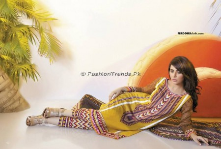 Firdous Chiffon Collection 2013 (25)