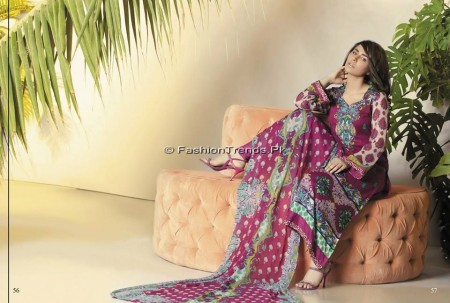 Firdous Chiffon Collection 2013 (27)