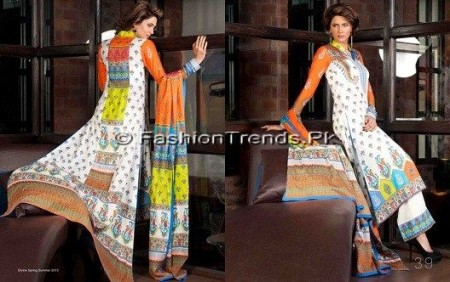 Five Star Sojourn Lawn Collection 2013 (1)