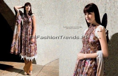 Five Star Sojourn Lawn Collection 2013 (2)
