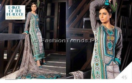 Five Star Sojourn Lawn Collection 2013 (4)
