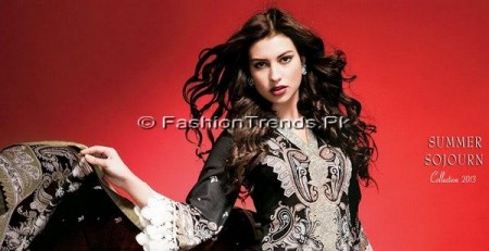 Five Star Sojourn Lawn Collection 2013 (8)