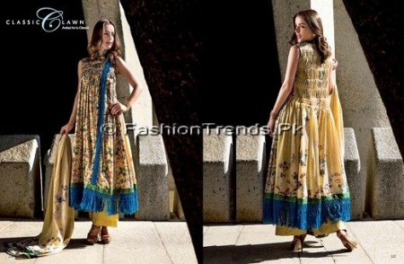 Five Star Sojourn Lawn Collection 2013 (10)