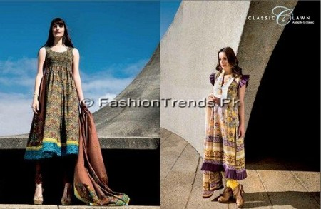 Five Star Sojourn Lawn Collection 2013 (11)