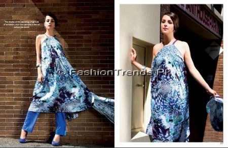 Five Star Sojourn Lawn Collection 2013 (12)