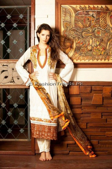 Five Star Sojourn Lawn Collection 2013 (13)