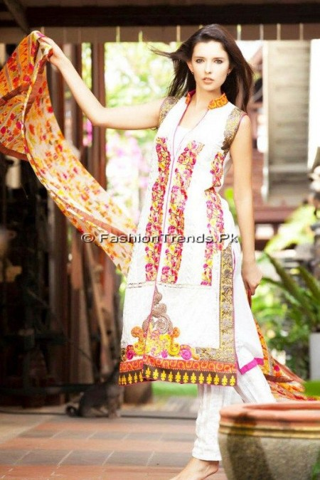 Five Star Sojourn Lawn Collection 2013 (14)