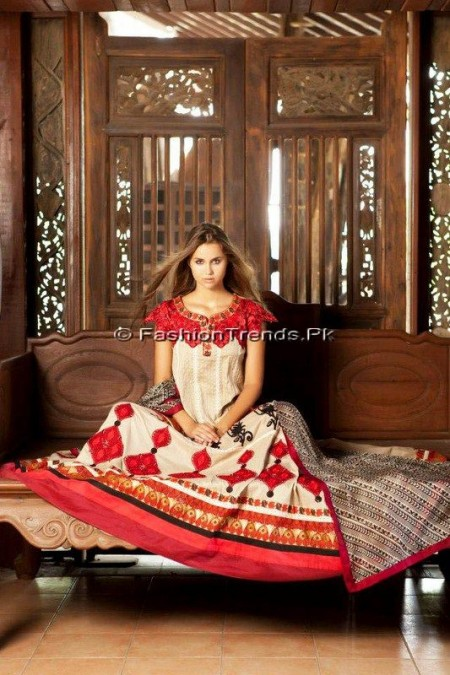 Five Star Sojourn Lawn Collection 2013 (15)