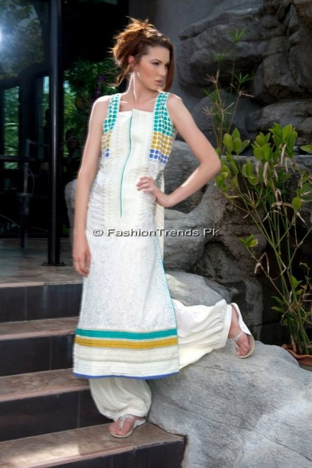 LSM Fabrics Kurti Collection 2013