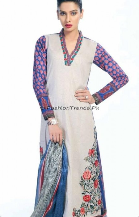 Sobia Nazir Lawn Collection 2013 Vol 2 (6)
