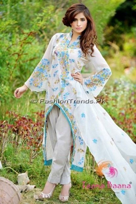 Taana Baana Summer Collection 2013 (7)