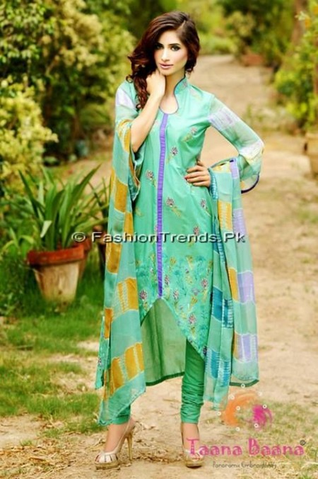 Taana Baana Summer Collection 2013 (11)