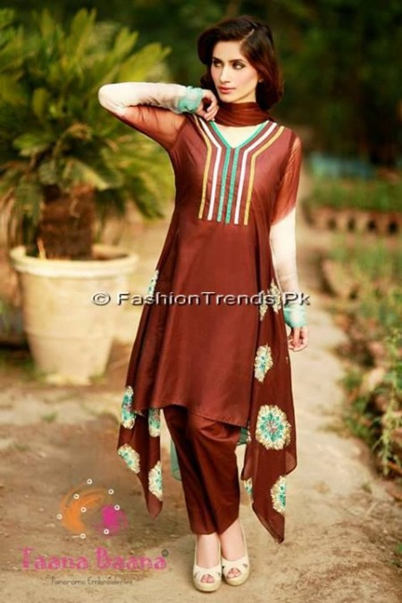 Taana Baana Summer Collection 2013 (18)