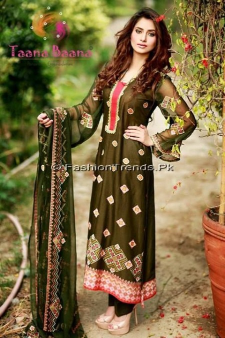 Taana Baana Summer Collection 2013 (25)