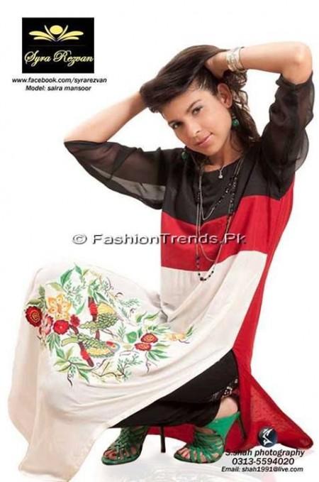 Vibgyor by Syra Casual Wear Dresses 2013 (2)