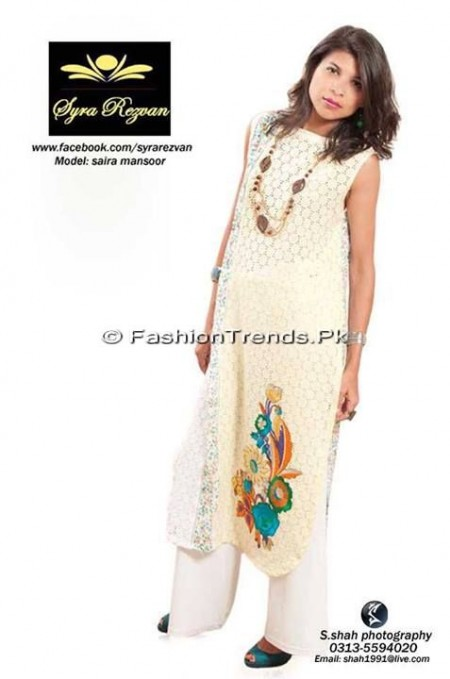 Vibgyor by Syra Casual Wear Dresses 2013 (3)