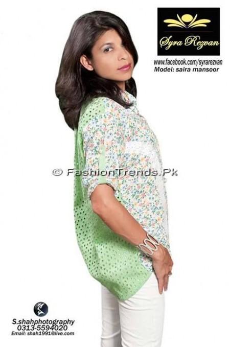 Vibgyor by Syra Casual Wear Dresses 2013 (11)