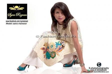 Vibgyor by Syra Casual Wear Dresses 2013 (12)