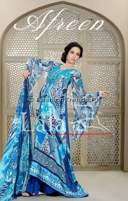 Afreen Eid Collection 2013 by Lala Textiles (2)