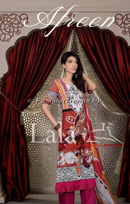 Afreen Eid Collection 2013 by Lala Textiles (3)