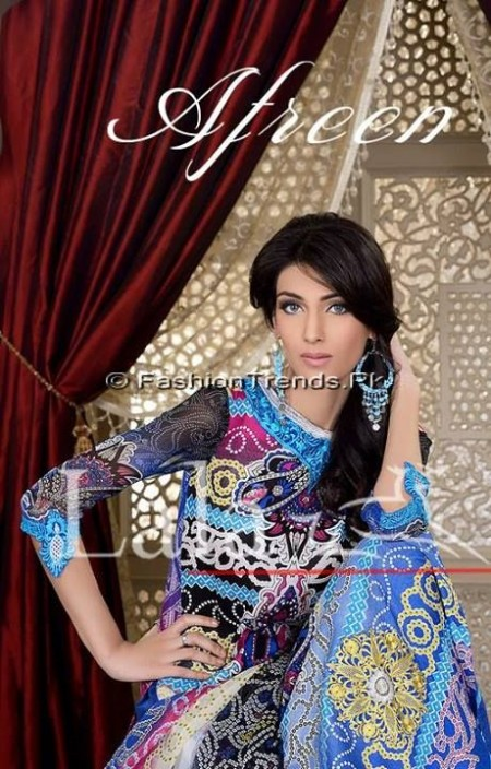 Afreen Eid Collection 2013 by Lala Textiles (8)