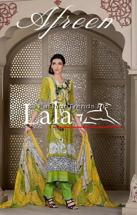 Afreen Eid Collection 2013 by Lala Textiles (10)